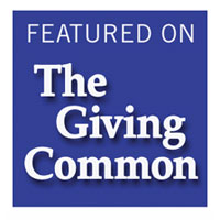 Featured on The Giving Common
