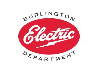 Burlington Electric Department logo