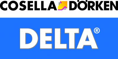 Delta by Cosella-Dorken Logo
