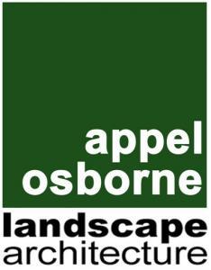appel osborne landscape architecture logo