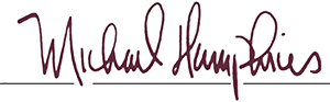 MIchael Humphries Woodworking Logo