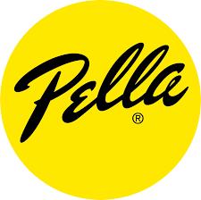 Pella new logo