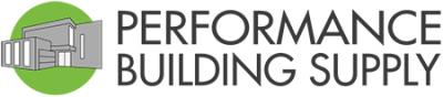 Performance Building Supply Logo