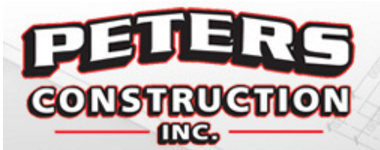 Peters Construction Inc. Logo