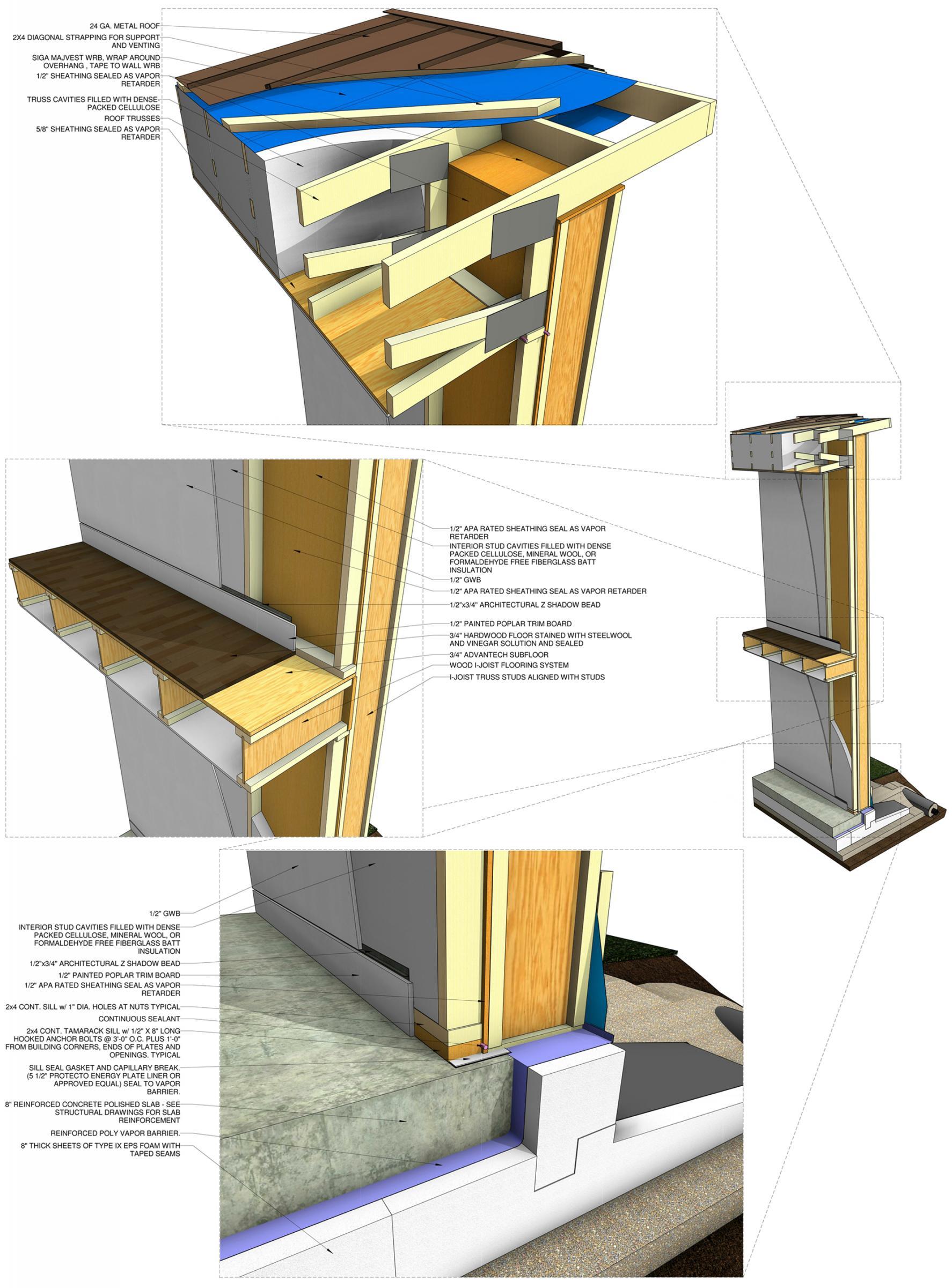 Viridescent Building | NESEA