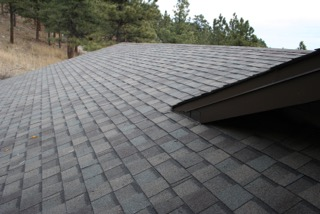 Impact resistant composite roof