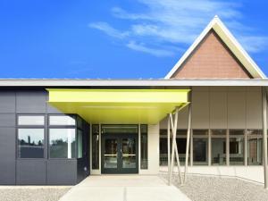 KVCC entrance