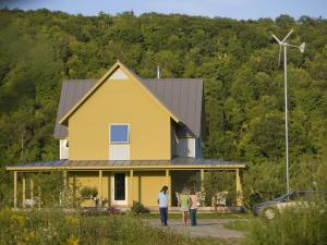 Pill - Maharam Architects - Charlotte house