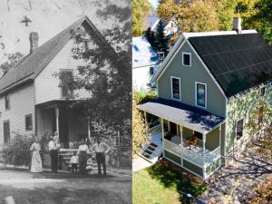 Net zero energy Grocoff Home, Michigan, Thrive Collaborative