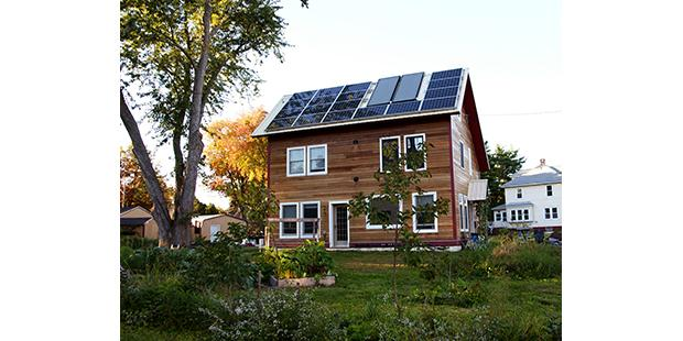 2015 Zero Net Energy Building Award Winner