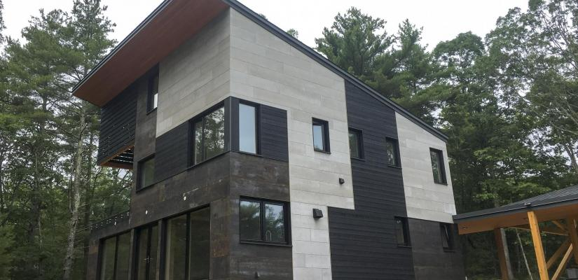 Exterior of project site