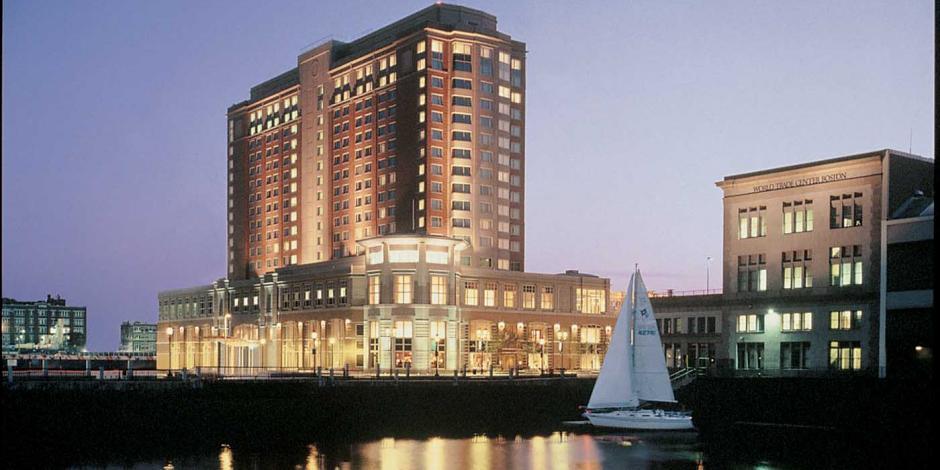 seaport hotel boston