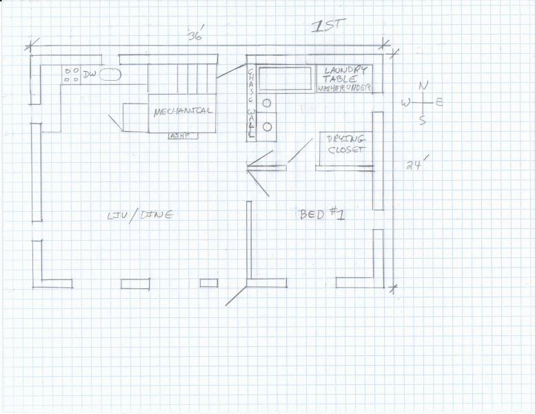 Nesea Blog Passive House Floor Plan 2