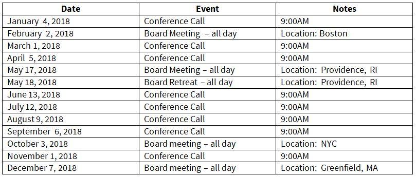 All Board Meetings | Building Energy | NESEA