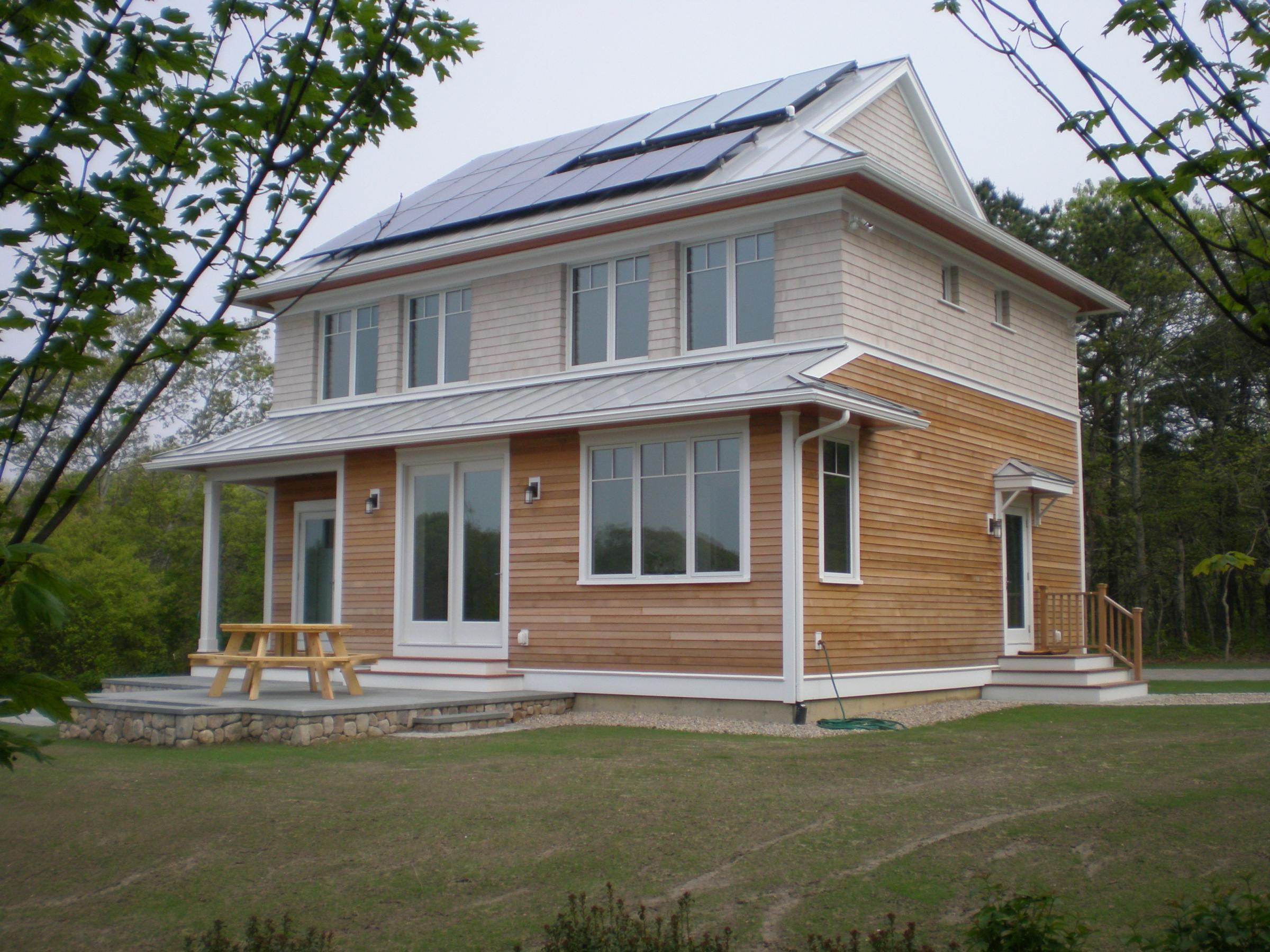 Nesea blog passive house design - Passive houses in germany energy and financial efficiency ...