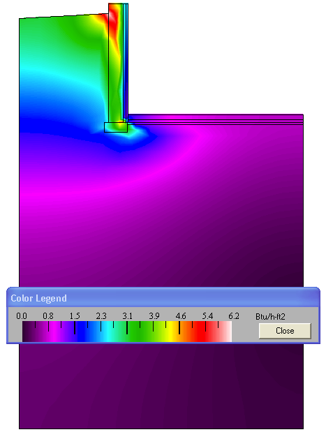 heat loss calculation software free